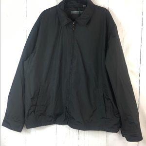 Perry Ellis portfolio water resistant jacket XL